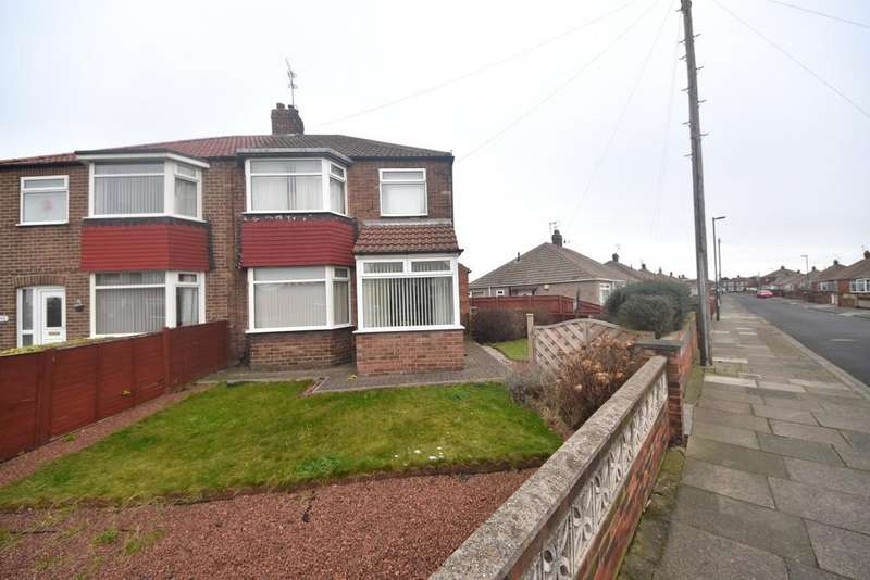 3 Bedrooms Semi Detached House for sale in Hinderwell Avenue