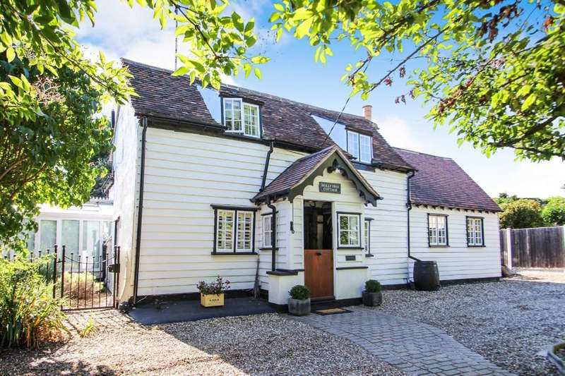 3 Bedrooms Cottage House for sale in Main Road, Hawkwell
