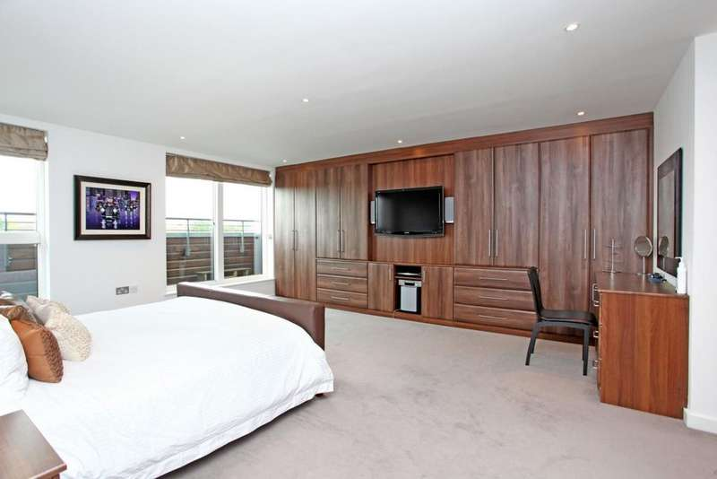 3 Bedrooms Apartment Flat for sale in Abbey Road, St Johns Wood, NW8