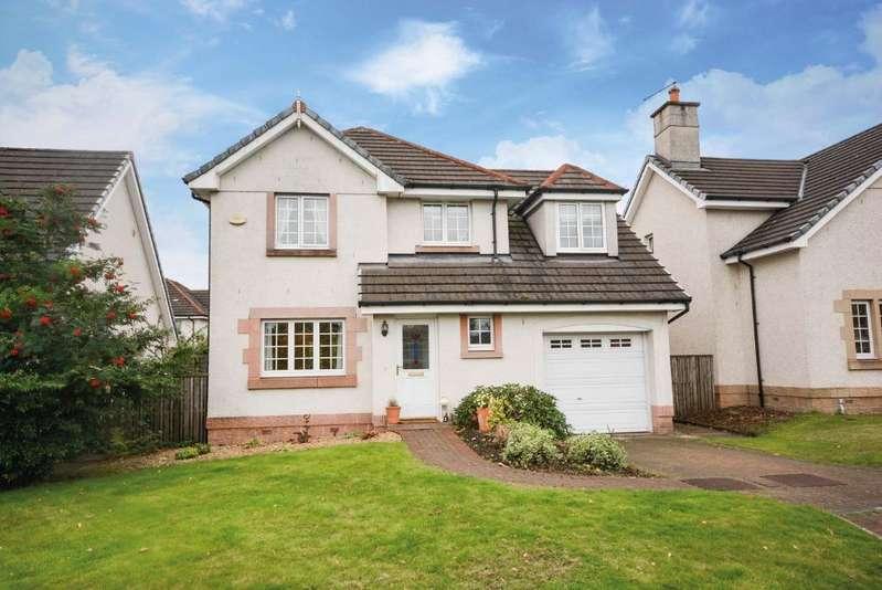 4 Bedrooms Detached House for sale in Ingram Drive, Dunblane, Stirling, FK15 0FG