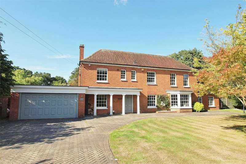 5 Bedrooms Detached House for sale in Barnfield Wood Road, Park Langley, Beckenham