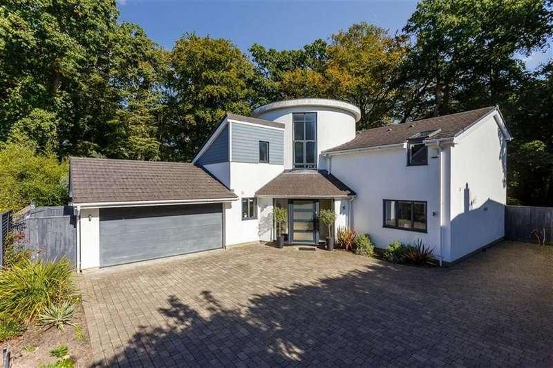 5 Bedrooms Detached House for sale in Wimborne Road, Wimborne, Dorset