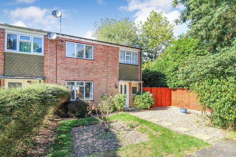 3 Bedrooms End Of Terrace House for sale in Woodlands, Newbury