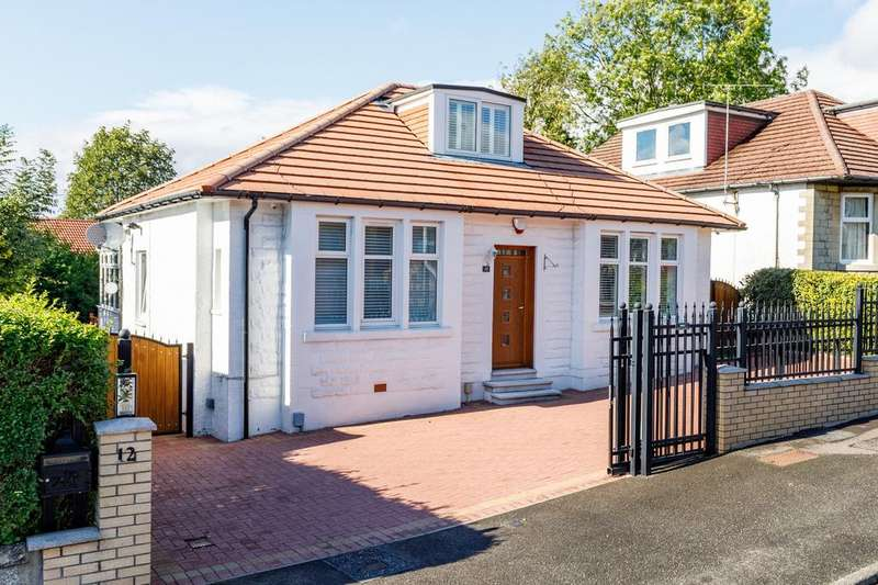 4 Bedrooms Detached Bungalow for sale in 12 Ailsa Drive, Giffnock, G46 6RL