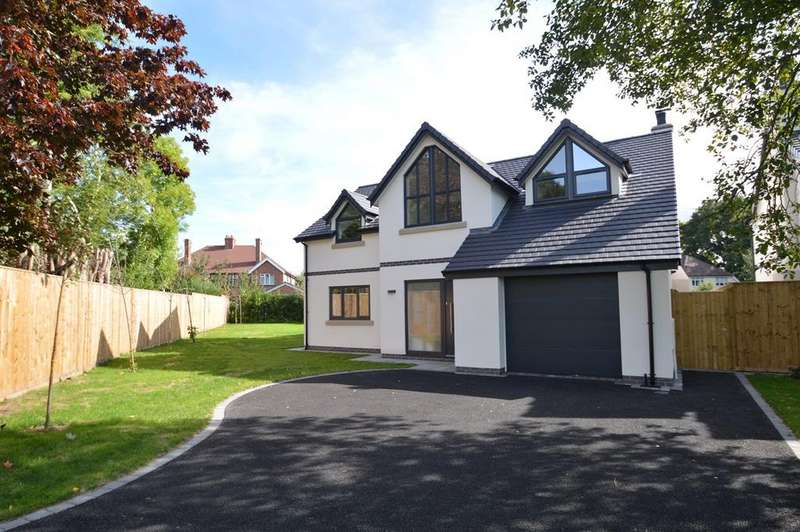 4 Bedrooms Detached House for sale in Eaglesfield, Hartford, Northwich, CW8
