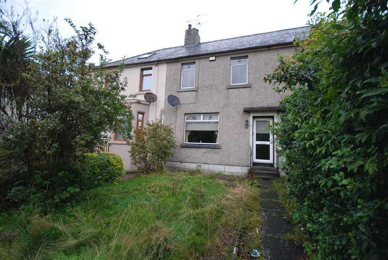 3 Bedrooms Terraced House for sale in High Road, Saltcoats