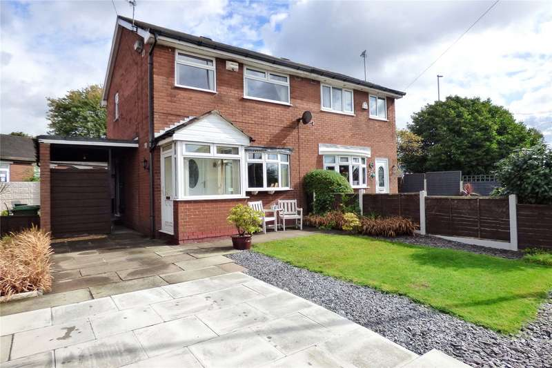 3 Bedrooms Semi Detached House for sale in Foxdenton Lane, Chadderton, Oldham, OL9