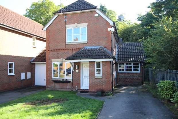 3 Bedrooms Detached House for sale in Leverkusen Road, Bracknell, Berkshire, RG12 7SQ