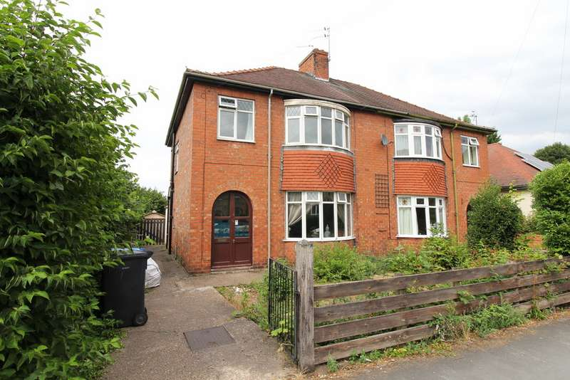 3 Bedrooms Semi Detached House for sale in North Marsh Road, Gainsborough DN21