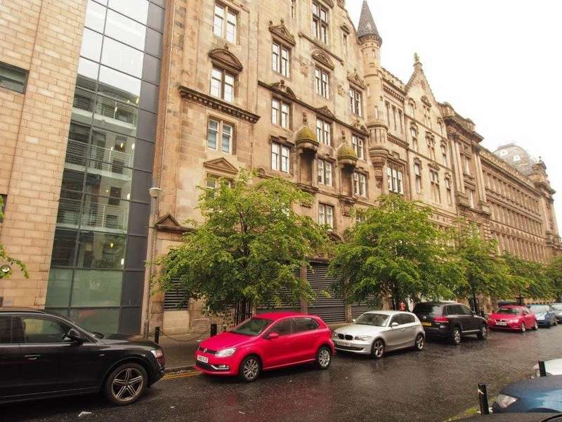 2 Bedrooms Apartment Flat for sale in Clarence House, Carnoustie Street G5