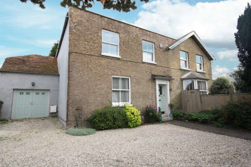 6 Bedrooms Detached House for sale in Clarence House, Walmer CT14