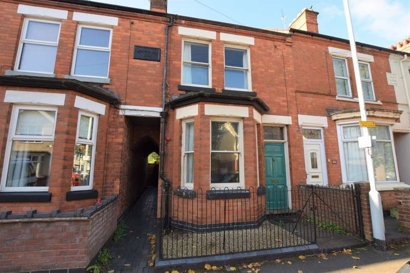 3 Bedrooms Terraced House for sale in John Street , Hinckley LE10