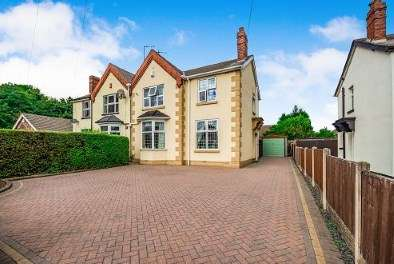 3 Bedrooms Semi Detached House for sale in Wolverhampton Road West, Walsall, West Midlands