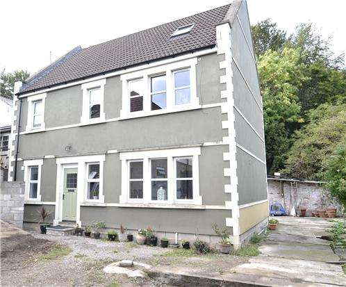 5 Bedrooms Detached House for sale in Briavels Grove, Montpelier, Bristol, BS6 5JJ