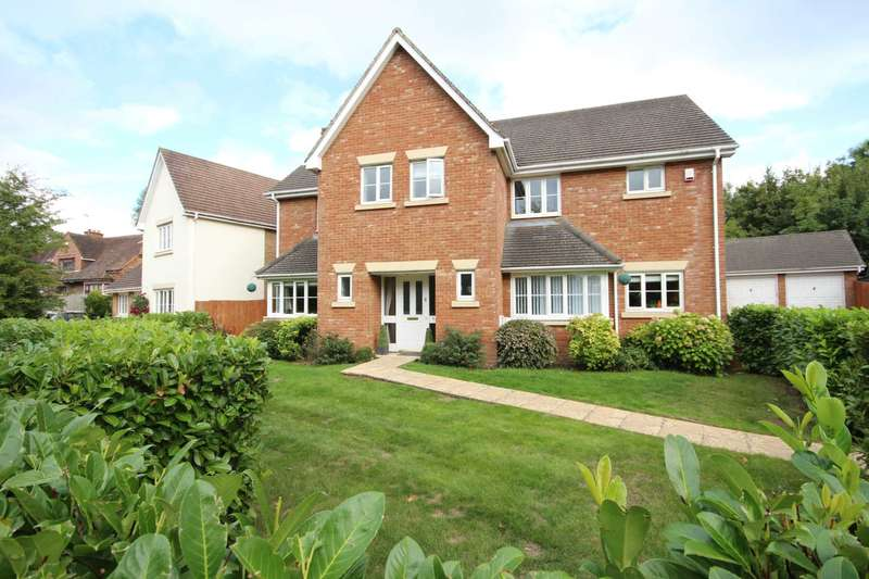 5 Bedrooms Detached House for sale in Priory Lane, Warfield