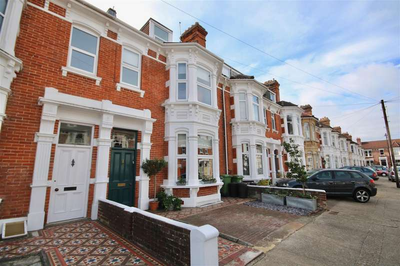 5 Bedrooms Terraced House for sale in St. Ronans Avenue, Southsea