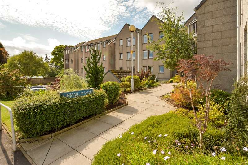 2 Bedrooms Retirement Property for sale in 37 Dunmail Manor, Dunmail Avenue, Aberdeen, Aberdeenshire, AB15
