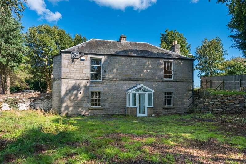 3 Bedrooms Detached House for sale in 41 Polton Bank, Lasswade, Midlothian, EH18