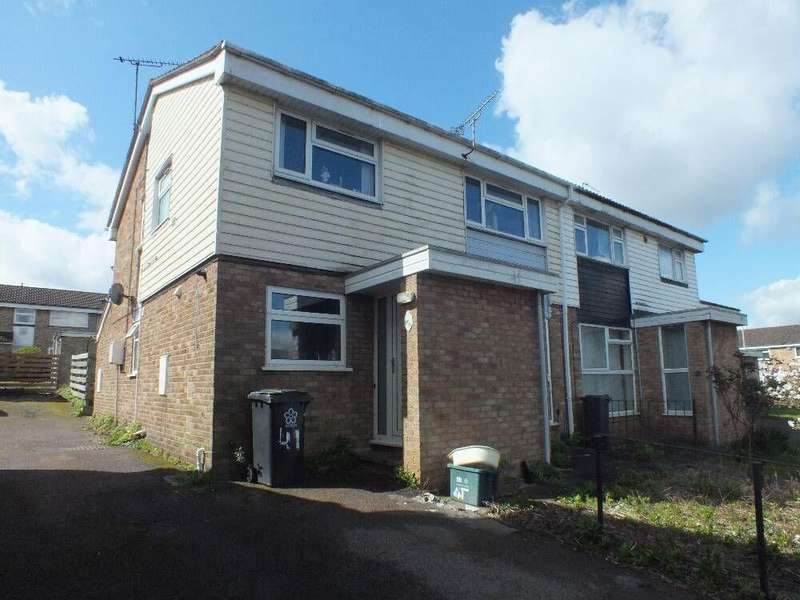 2 Bedrooms Flat for sale in Tavistock Drive, Evington, LE5