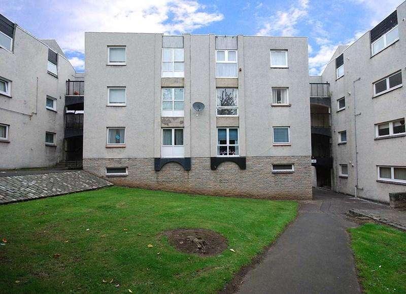 1 Bedroom Apartment Flat for sale in 46 Blackfriars Walk, Ayr, KA7 1TT