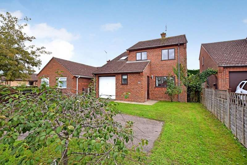 4 Bedrooms Detached House for sale in Dukes Drive, Halesworth