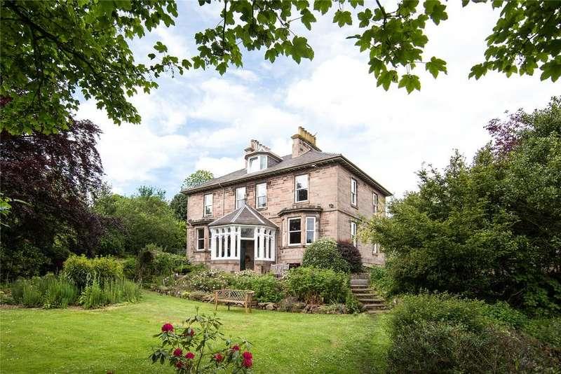 5 Bedrooms Detached House for sale in West Coates, Castle Terrace, Berwick-upon-Tweed, Northumberland