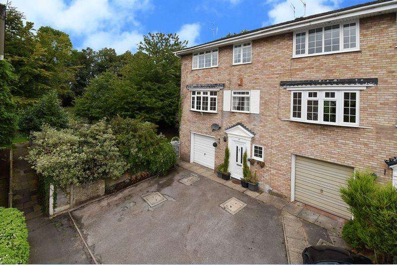 3 Bedrooms House for sale in Spacious end townhouse on a large end of row plot