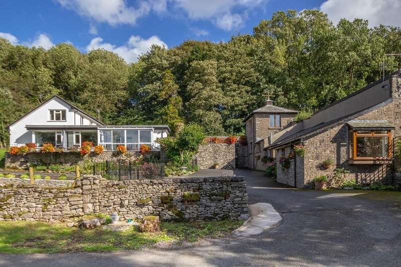 4 Bedrooms Detached House for sale in Grievgate and Cottage, Leasgill, Cumbria