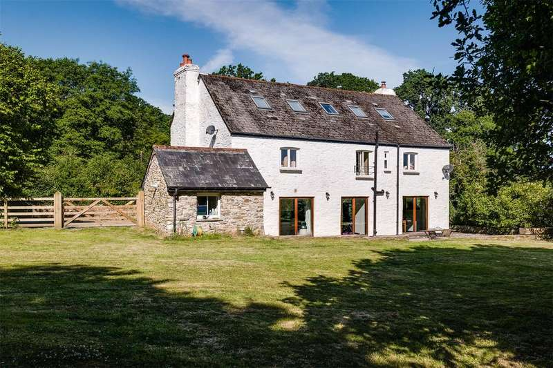 6 Bedrooms Unique Property for sale in Underwood Farm, East Cornwall, PL15