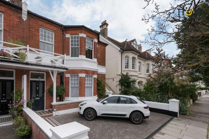 5 Bedrooms House for sale in Sackville Gardens, Hove