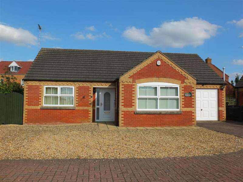 2 Bedrooms Detached Bungalow for sale in The Boundaries, Holbeach
