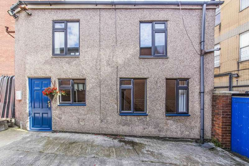 2 Bedrooms Property for sale in Angel Yard, Chesterfield S40