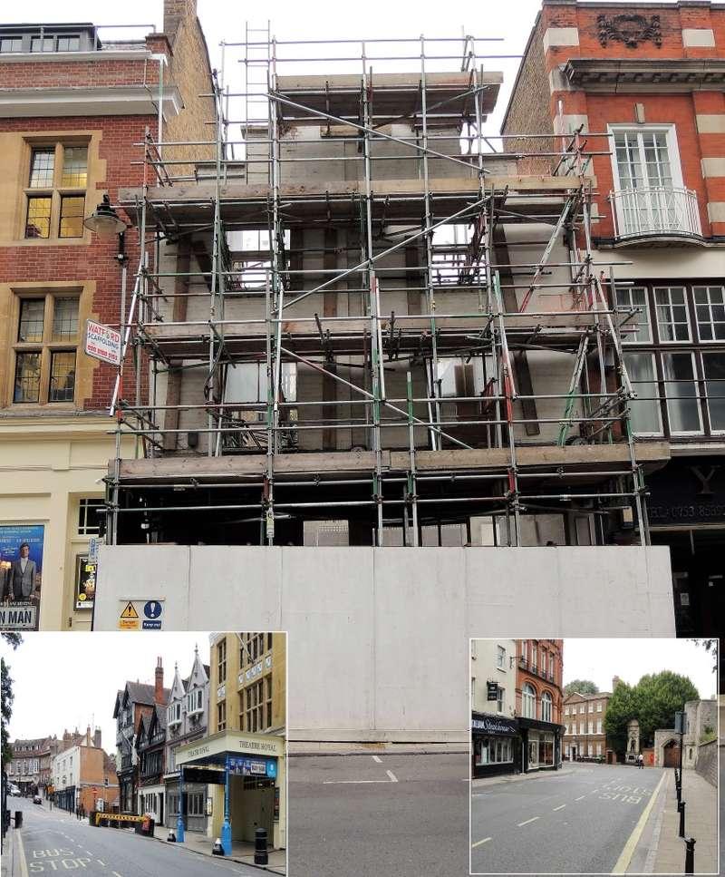 Residential Development Commercial for sale in Thames Street, Windsor, Berkshire, SL4 1PR