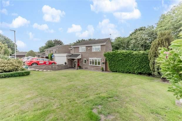 4 Bedrooms Detached House for sale in Faverdale Close, Stockton-on-Tees, Durham
