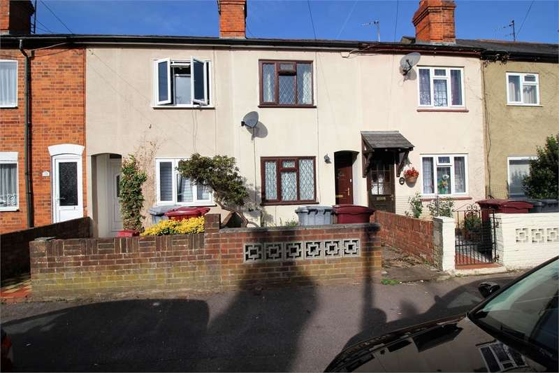2 Bedrooms Terraced House for sale in Albany Road, READING, Berkshire