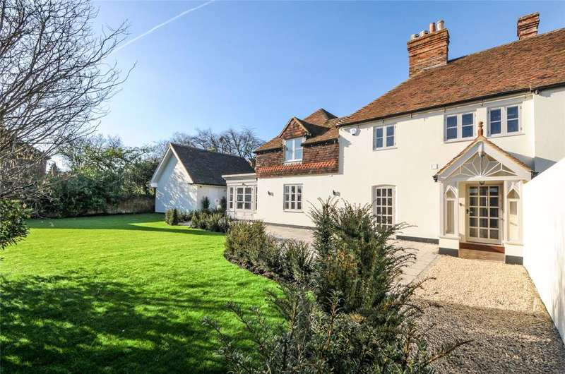 3 Bedrooms House for sale in Grange Cottage, Chichester, West Sussex, PO19
