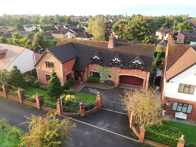 7 Bedrooms Detached House for sale in The Woodlands, Wood End, Leigh WN7