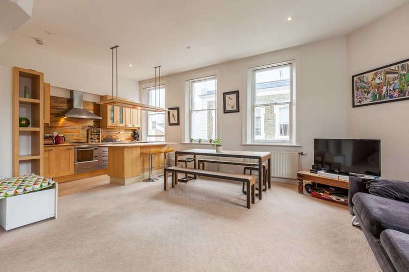2 Bedrooms Maisonette Flat for sale in Wellington Row, Shoreditch, E2