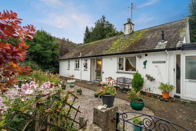 3 Bedrooms Detached Bungalow for sale in Heidi's House,McIvers Lane, Waterhead, Ambleside, Cumbria, LA22 0DU