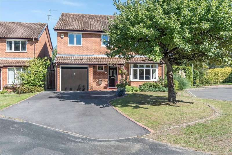 5 Bedrooms Detached House for sale in Calshot Drive, Chandler's Ford, Eastleigh, Hampshire, SO53