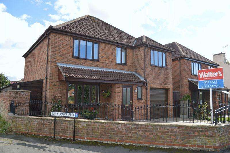 4 Bedrooms Detached House for sale in Low Church Road, Middle Rasen