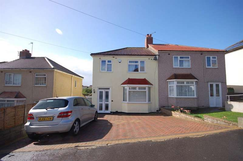 3 Bedrooms Semi Detached House for sale in Neville Road, Kingswood, Bristol BS15 1XX