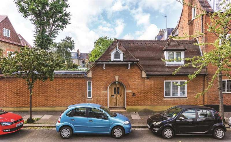 2 Bedrooms Detached House for sale in Daylesford Avenue, SW15