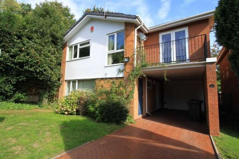 5 Bedrooms Detached House for sale in Oak Hill Drive, Edgbaston