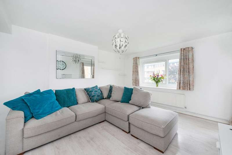 4 Bedrooms Flat for sale in Tulse Hill, London SW2