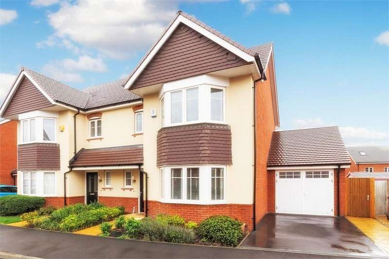 3 Bedrooms Semi Detached House for sale in Starling Crescent, Langley, Berkshire