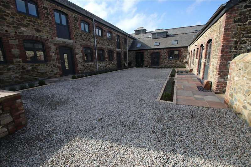 3 Bedrooms Detached House for sale in Wayfairing, Hareston, Yealmpton, Plymouth, PL8