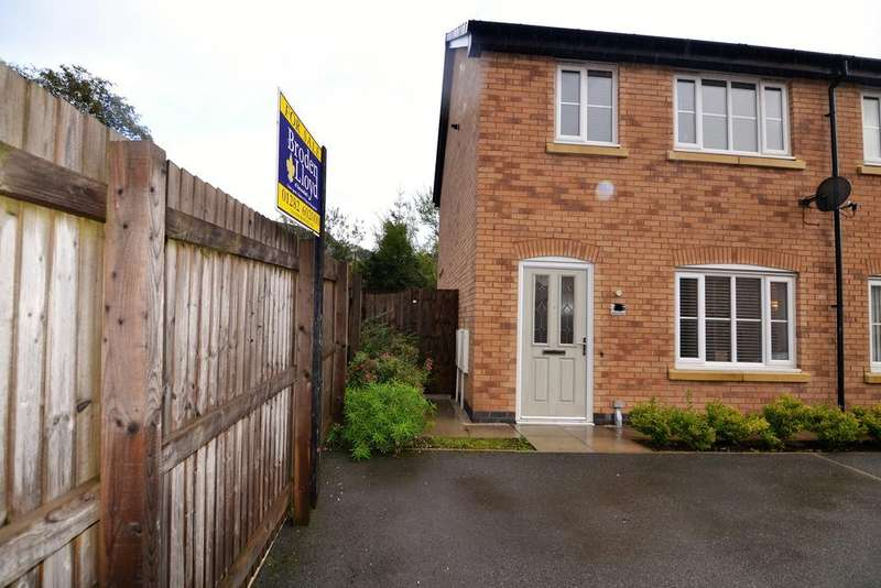 2 Bedrooms Semi Detached House for sale in 18 millbank crescent