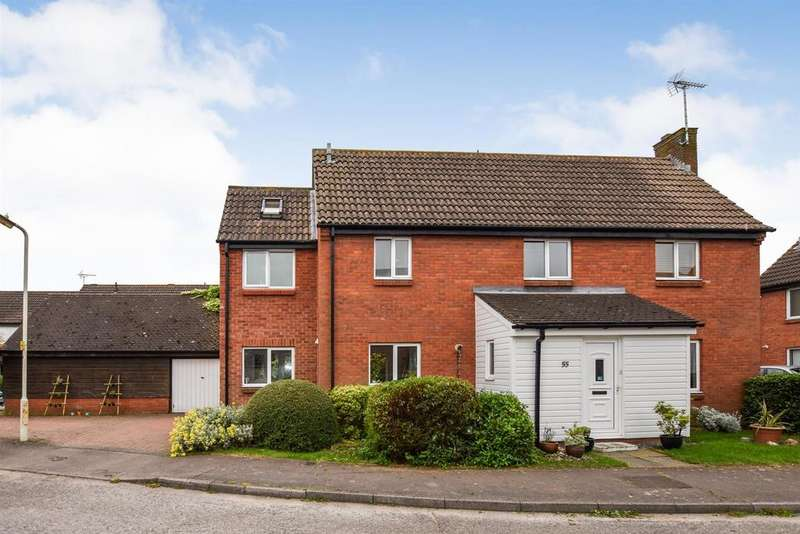 4 Bedrooms Detached House for sale in Abbotsleigh Road, South Woodham Ferrers