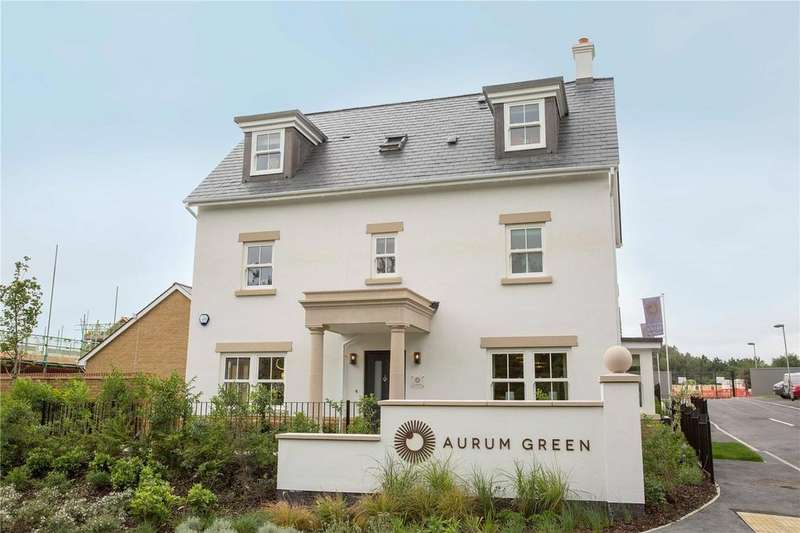 5 Bedrooms Detached House for sale in Aurum Green, Crockford Lane, Chineham, Basingstoke, RG24